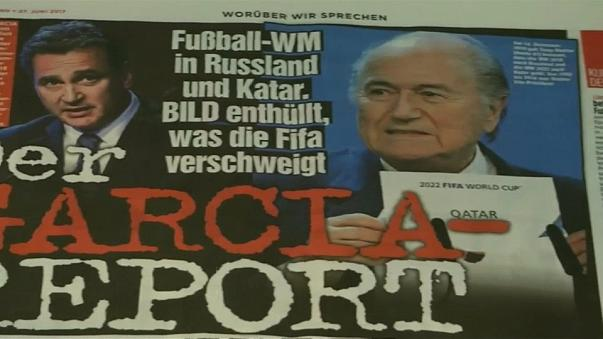 La FIFA hace público el Informe García