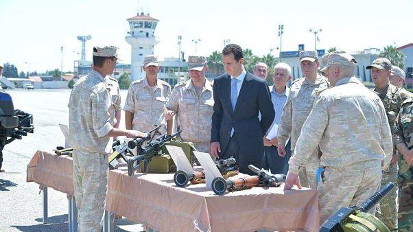 مسکو و دمشق اتهام طرح ریزی برای حمله شیمیایی در سوریه را رد کردند