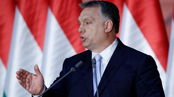 Orbán: egyesek brüsszeli királyságot akarnak