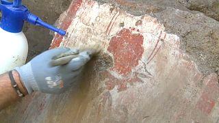 """""""Mini-Pompeji"""" in Rom entdeckt"""