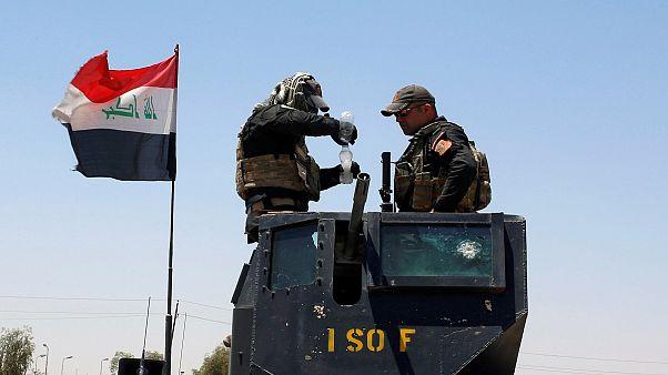 نیروهای عراقی در موصل سه محله را از داعش پس گرفتند