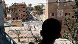 Suriye'de çatışmaların merkezi Rakka ve Deyrizor