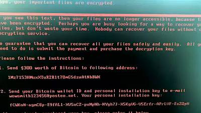 Global cyber attack hits Australian chocolate factory