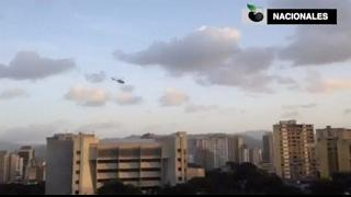 Venezuela: Helicopter attacks Supreme Court