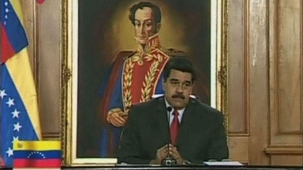 Венесуэла: вертолёт как средство протеста