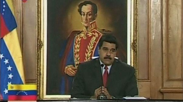 Venezuela: Militares e polícias contra Maduro