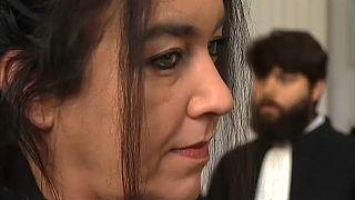 عاشقة المهاجر الإيراني في كاليه تنجو من السجن