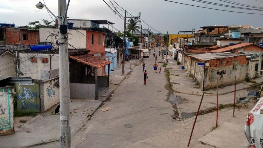 Cidade de Deus: A saúde mental sob fogo cruzado