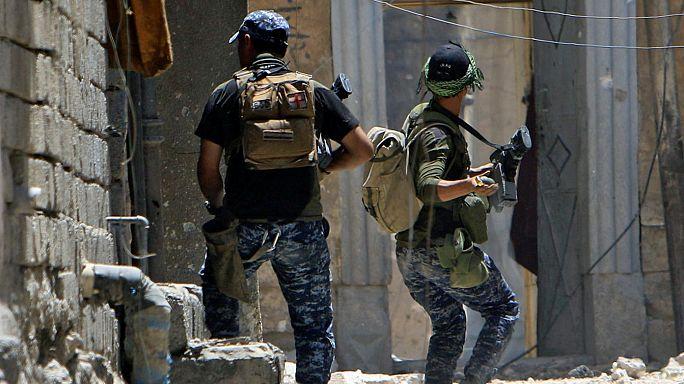 Drei Jahre Kalifat: Der IS in Mossul ist fast am Ende