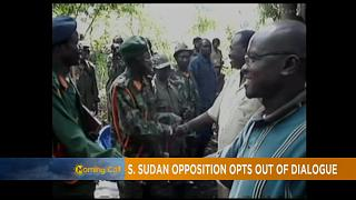 Riek Machar refuses national dialogue [The Morning Call]