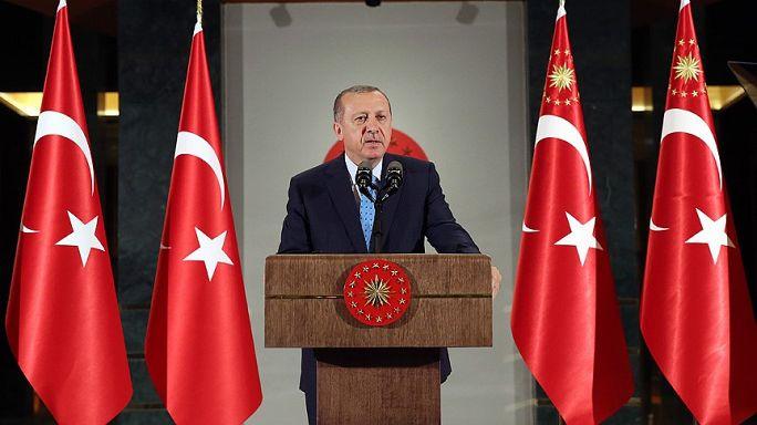 Erdoğan'dan önemli Suriye açıklaması