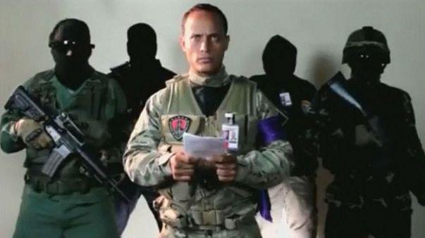 """Le """"Rambo"""" du Venezuela : Oscar Pérez, pilote d'hélico et acteur"""