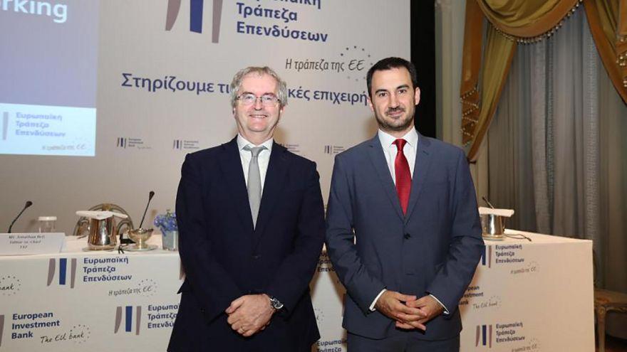 Νέο πρόγραμμα ενίσχυσης ελληνικών επιχειρήσεων ύψους 400 εκατ. ευρώ από την Ευρωπαϊκή Τράπεζα Επενδύσεων