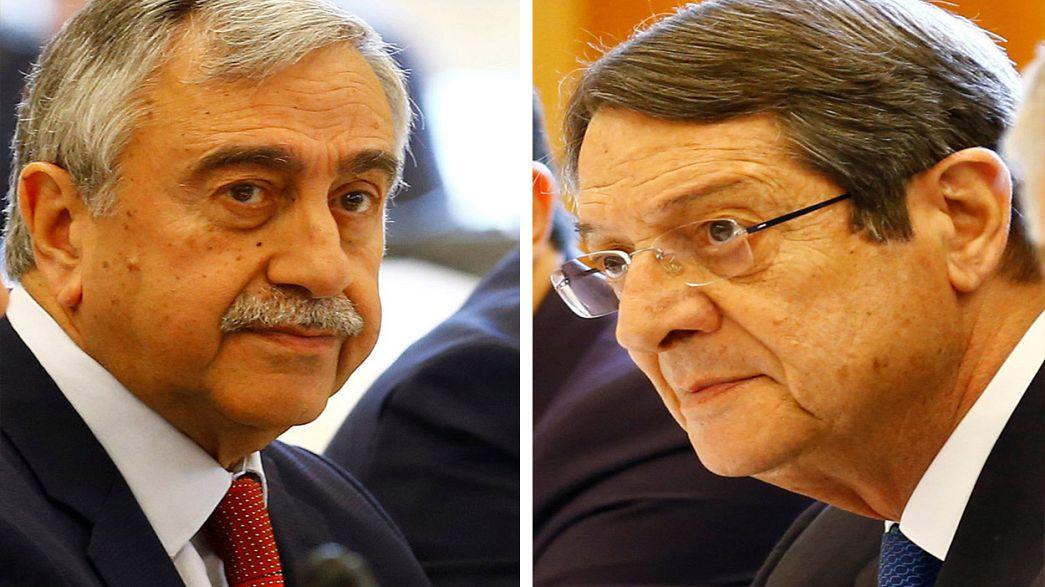 """Эмиссар ООН: переговорам по Кипру дан """"хороший старт"""""""