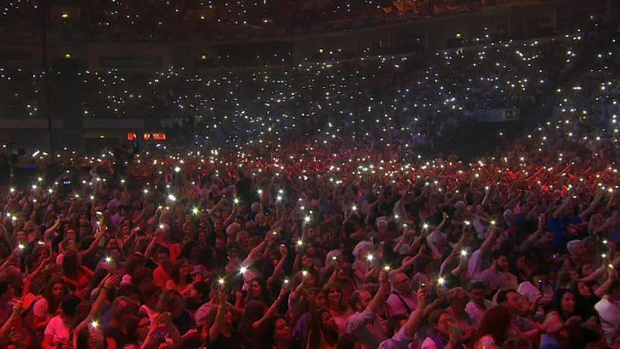 Portogallo: concerto in memoria delle vittime degli incendi