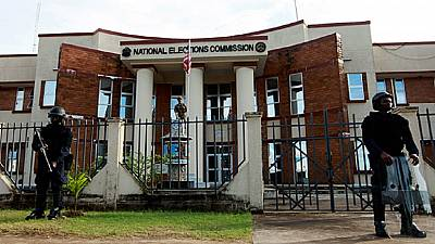 26 political parties certified to vie for a slot in Liberia's October elections