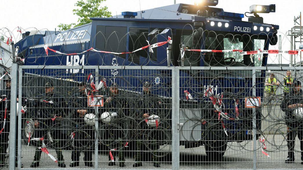 Hamburg discharges Berlin police after drunken party
