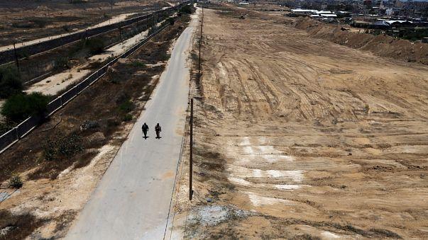 Gaza: Hamas richtet Sperrgebiet an der Grenze zu Ägypten ein