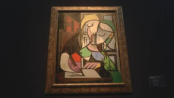 A rare Picasso sold for £34,885,000 / €39,570,000