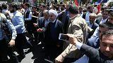 شناسایی توهین کنندگان به رئیس جمهور در تظاهرات قدس
