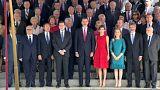 Felipe VI frente las fracturas españolas 40 años después del 15-J