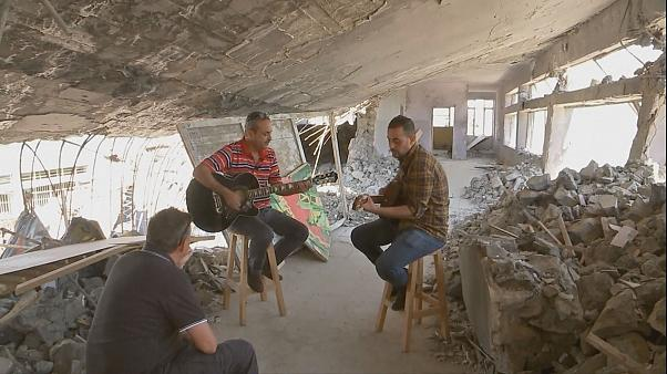 Música regressa a Mossul