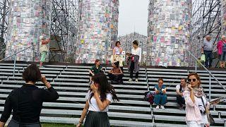 Documenta 14: Zeigen, was unerträglich ist?