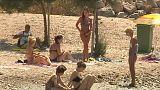 موجات حر شديد تجتاح اليونان
