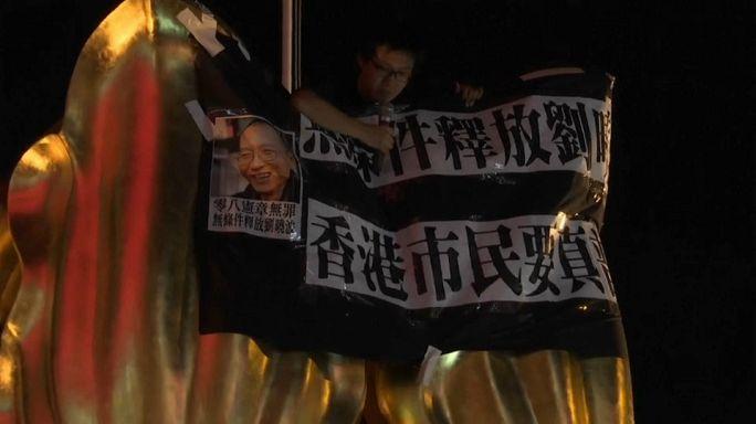 Protestos pela democracia voltam a Hong Kong