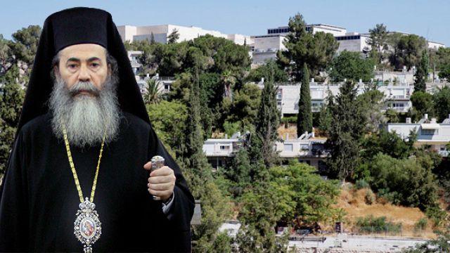 الكنيسة الأرثوذكسية تبيع ما لا تملك لمستثمرين يهود بالقدس