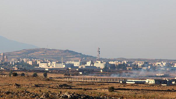 اسرائيل تقصف موقعا للجيش السوري