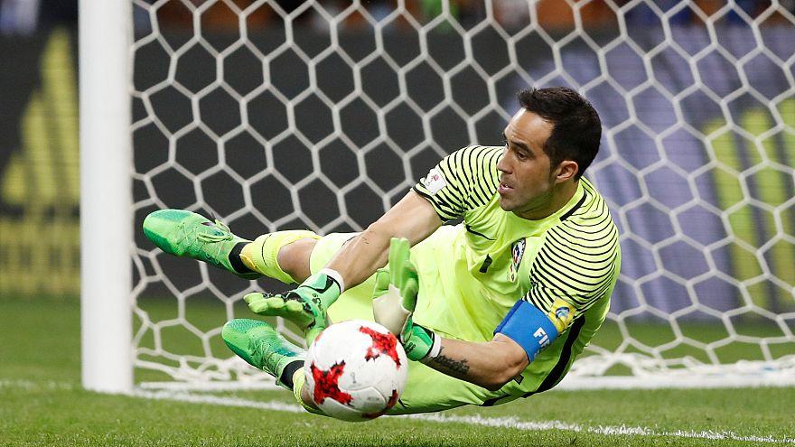 شیلی نخستین فینالیست جام کنفدراسیون ها