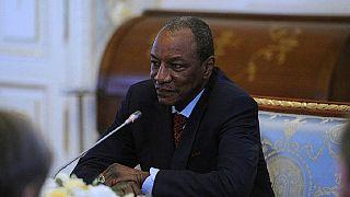 """Alpha Condé : les Africains doivent """"prendre en charge"""" la lutte contre le terrorisme au Sahel"""