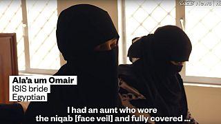 En Libye, incursion dans la vie des veuves et orphelins de l'EI