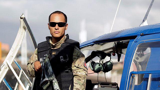 Venezuela se afana en la búsqueda de Óscar Pérez