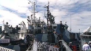 Haditengerészeti kiállítás Szentpéterváron