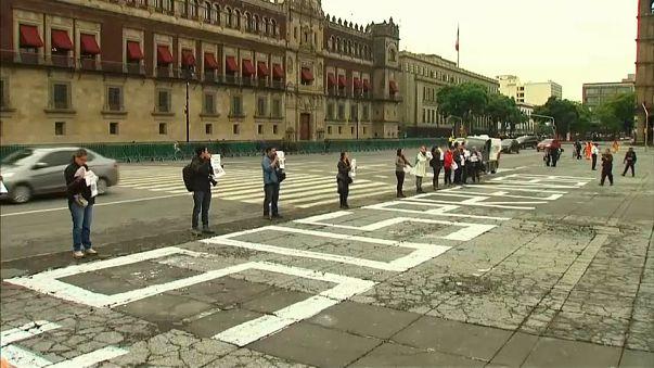 El SOS de los periodistas mexicanos