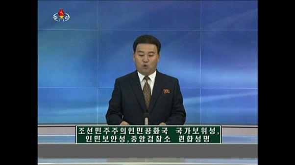 Phenjan kilövési engedélyt adott a volt dél-koreai elnökre