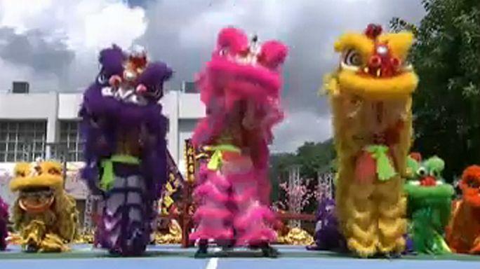 Şi Jinping 20. yıl kutlamaları için Hong Kong'ta