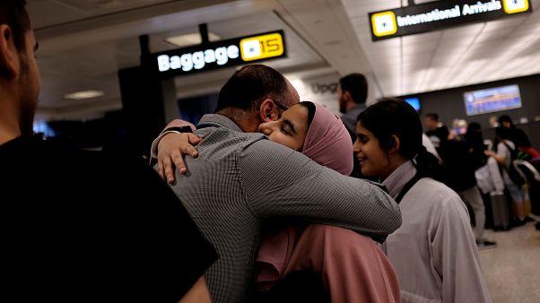 اجرای محدودیت سفر شهروندان ۶ کشور مسلمان به آمریکا