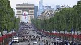 Trump aux côtés de Macron pour le 14 juillet