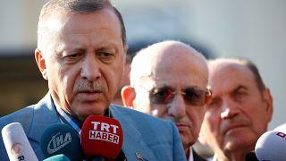 """""""Keine gute Idee"""": Deutschland verbietet Erdogan-Auftritt"""