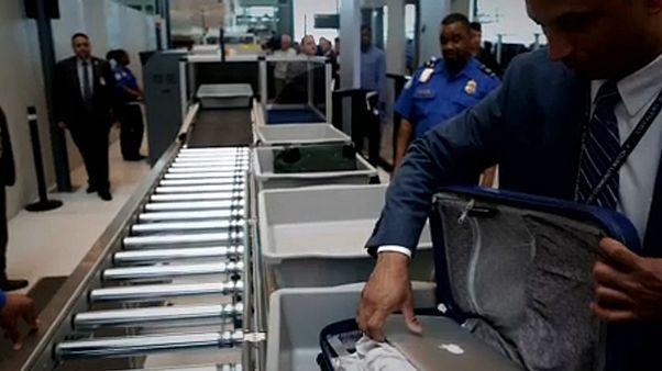 Estados Unidos endurece las medidas de seguridad aéreas