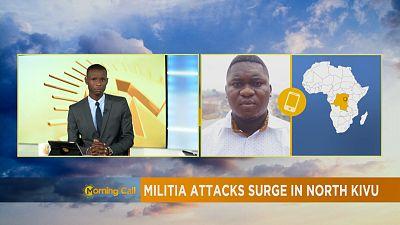 RDC : Multiplication des attaques de miliciens dans le nord-Kivu [The Morning Call]