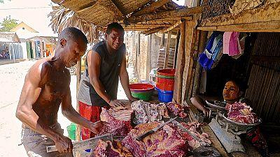 RDC: protestation des bouchers de la ville de Bunia (nord)