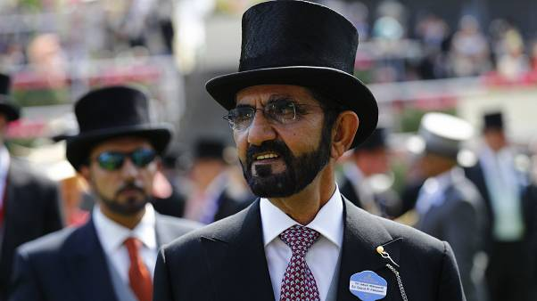 کمک حاکم دوبی برای خرید کلیسایی در انگلستان
