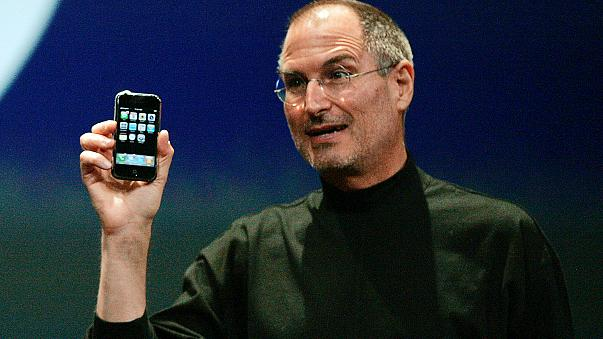 l'iphone fête ses 10 ans