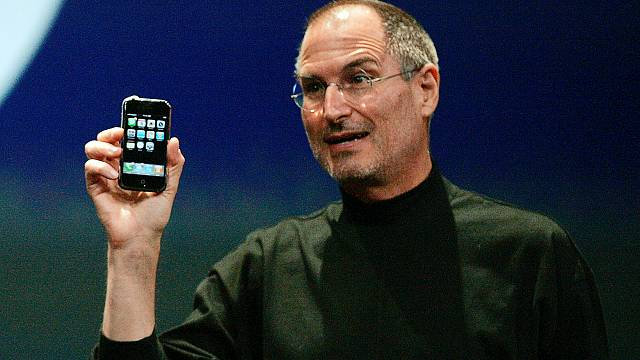 iPhone ten years of revolution