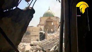 Irak recupera la mezquita Al Nuri