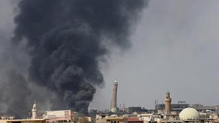 "La fin du ""califat"" de l'EI en Irak ?"